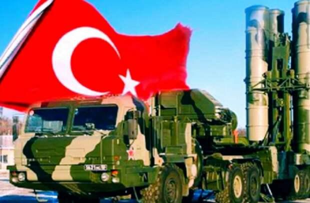 Турецкие инженеры пытались вскрыть российские комплексы С-400