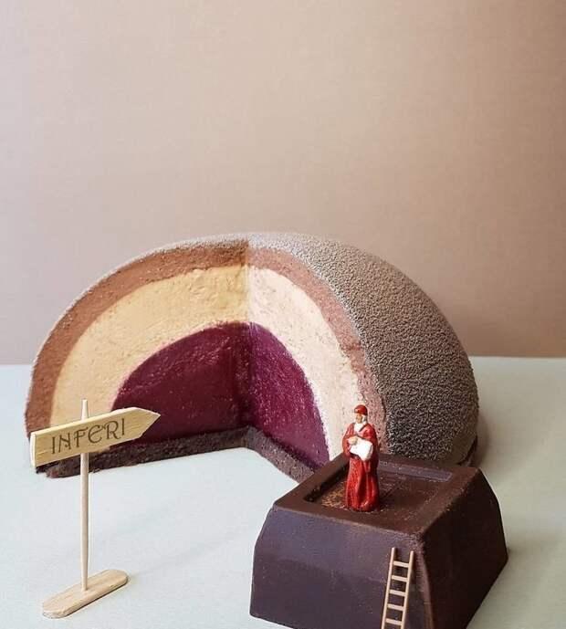 Сладкий мир итальянского кондитера Маттео Стуччи