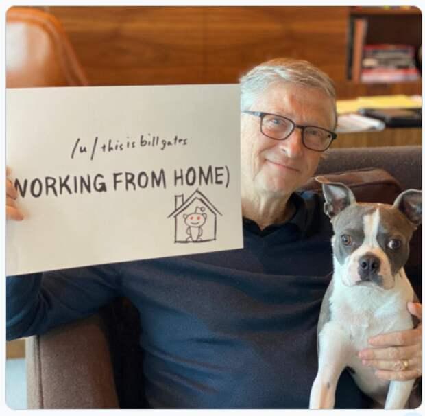 Билл Гейтс заявил, что хочет имплантировать микрочипы в каждого человека, чтобы бороться с болезнями