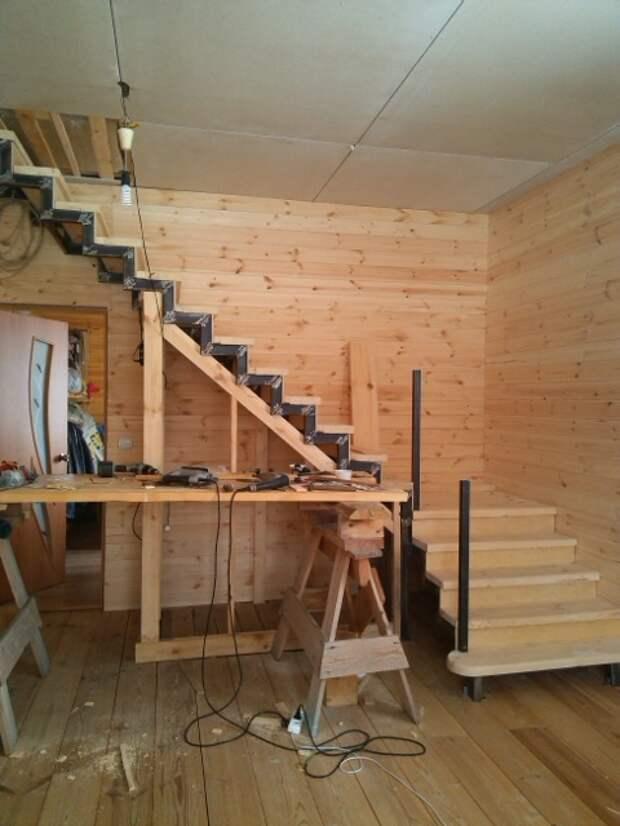 Лестница - дело серьёзное. Какая лестница нужна дому?
