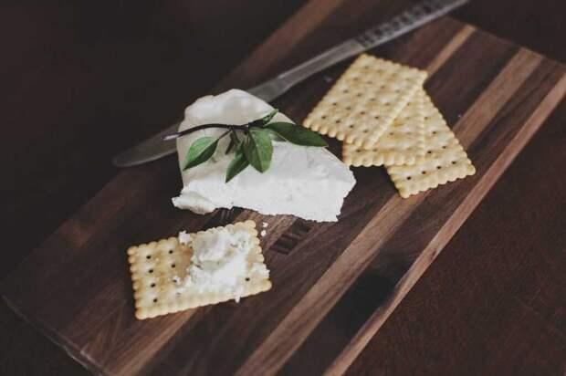 Диетическое меню: картофельные крекеры со специями и сыром