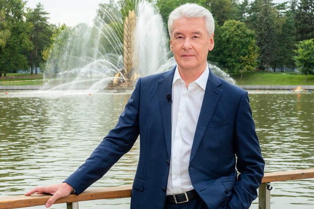Собянин призвал горожан помочь выстроить «щит» от COVID в Москве
