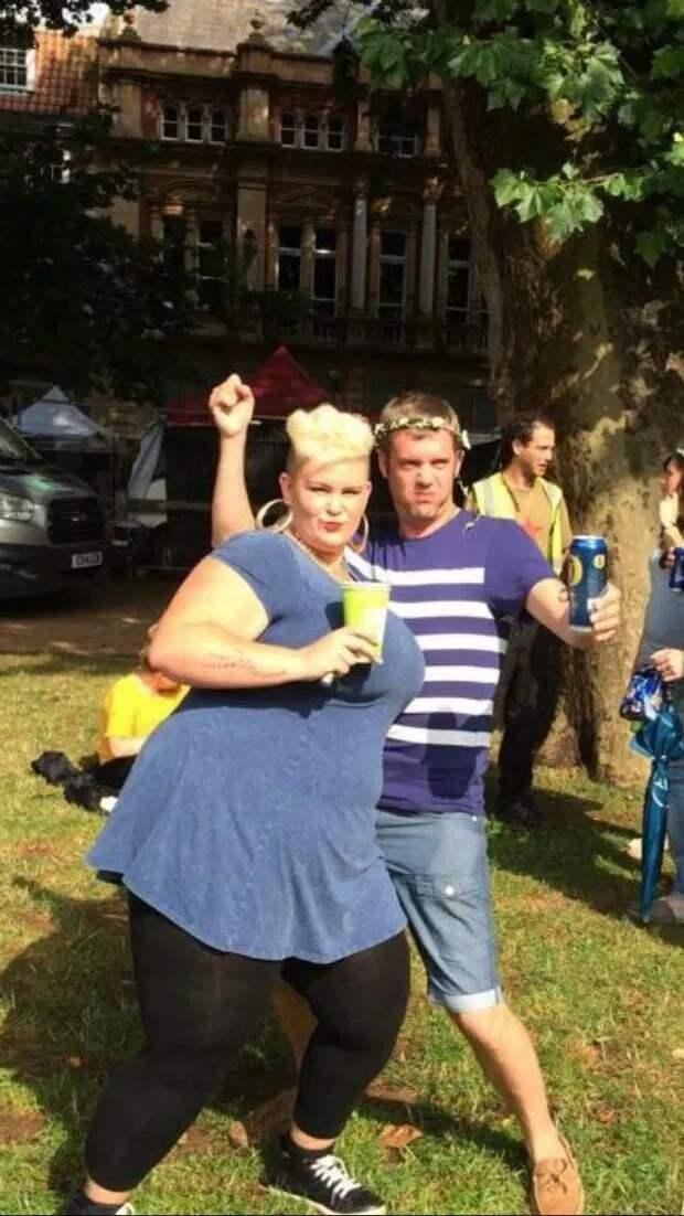 Полезная критика: женщина похудела на 76 кг после колкого замечания незнакомца