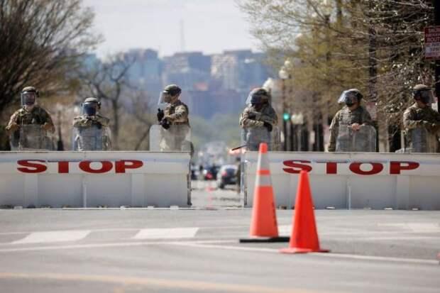 Минюст США сообщил об аресте 500 человек по делу о штурме Капитолия