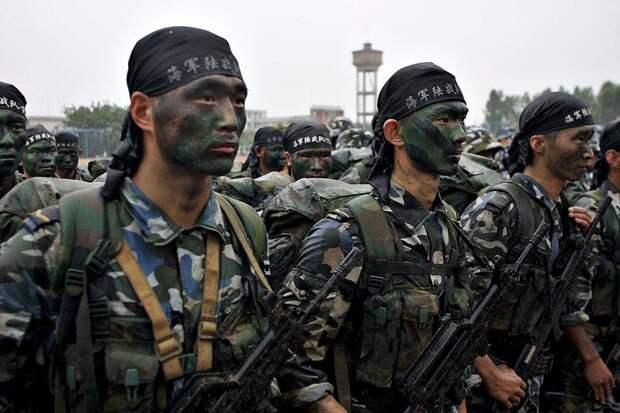 Будьте готовы – Си Цзиньпин обратился с призывом к китайским морпех ам