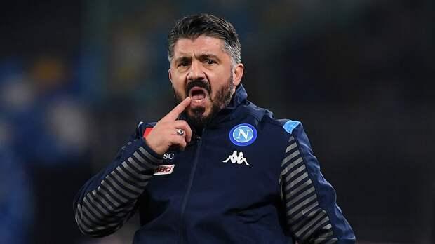 Президент «Наполи» был в ярости после поражения от «Дженоа». У Гаттузо есть два матча на исправление ситуации