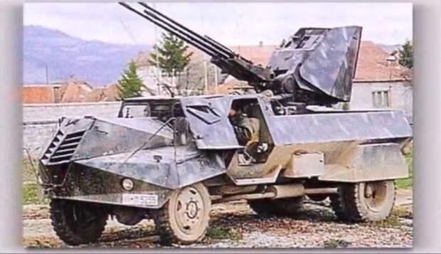 Шушпанцеры Боснийской войны