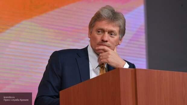 В Кремле следят за рейтингами Путина, но они никогда не были препятствием для работы на благо людей — Песков