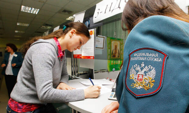 Федеральная налоговая служба напоминает жителям Москвы о сроках уплаты налога. Фото из архива редакции