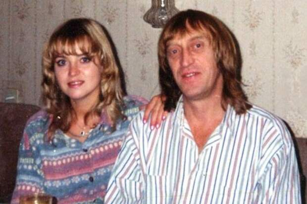 Виктор Авилов с последней женой Ларисой. Фото: 24smi.org