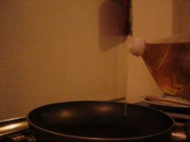 Интересный способ приготовления блинов