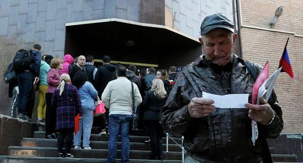 Донецкий социолог: если с паспортами и дальше так пойдёт, РФ может потерять Донбасс