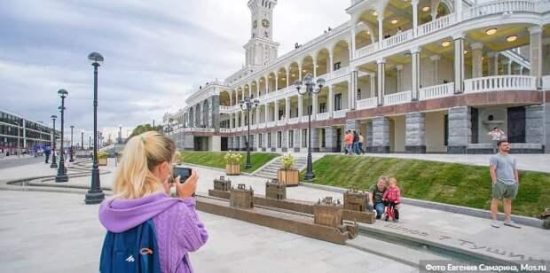 Сергунина рассказала о «работе на перспективу» в туристической отрасли Москвы/Фото: Е. Самарин mos.ru