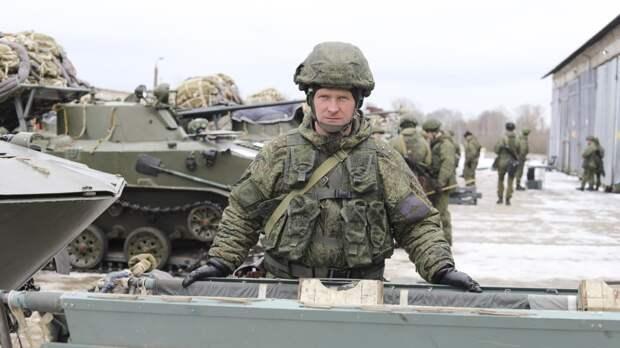 Подразделения ВС РФ возвращаются из Крыма в места дислокации по приказу Шойгу