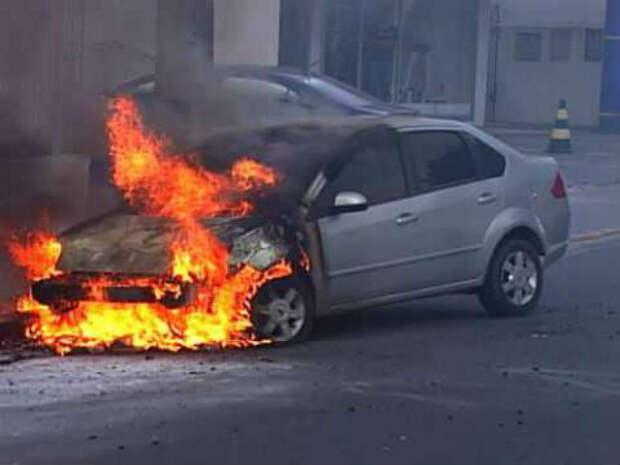 В городе возобновились случаи самовозгорания_9