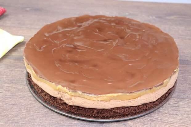 Торт Марс. Рецепт мягкого, нежного, вкусного торта