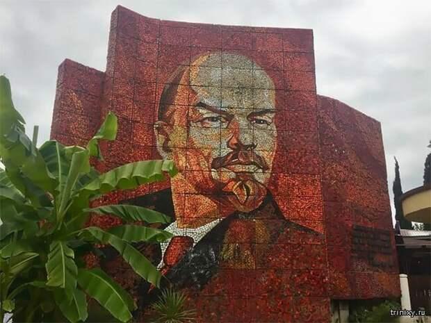 Уникальные мозаики, сохранившиеся современ Советского Союза