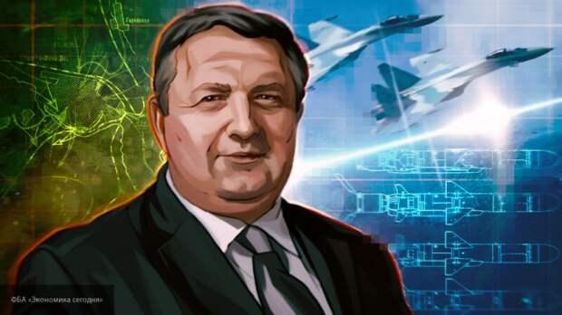 """Перенджиев рассказал, могут ли США начать войну с Россией из-за """"СП-2"""""""