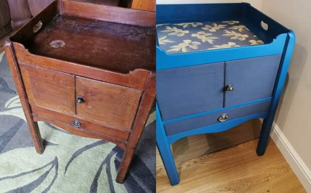 Обновить интерьер за копейки. Идеи для переделки старой мебели