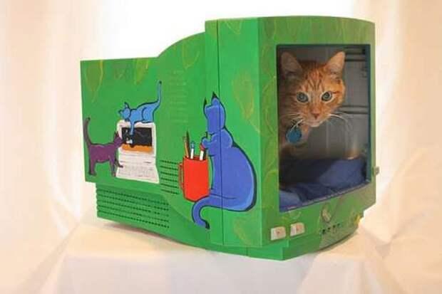 cathouse11 Дизайн для котов
