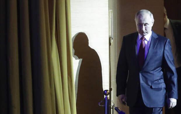 Валерий Соловей: Я знаю, что Путин уходит