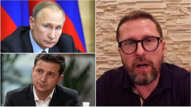 """Шарий: """"Когда Путин говорит такое – это не просто слова"""""""