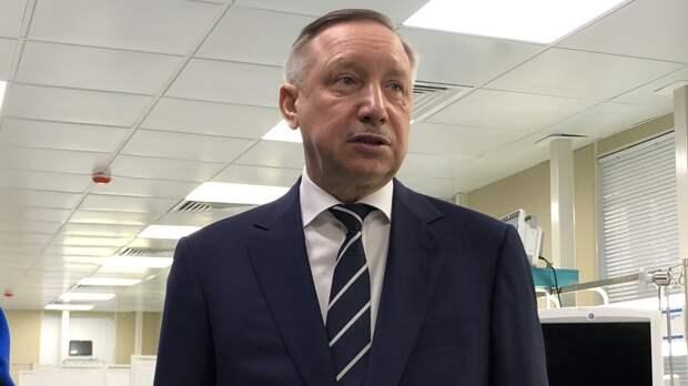 Беглов принял участие в открытии петербургского пансиона воспитанниц СК РФ
