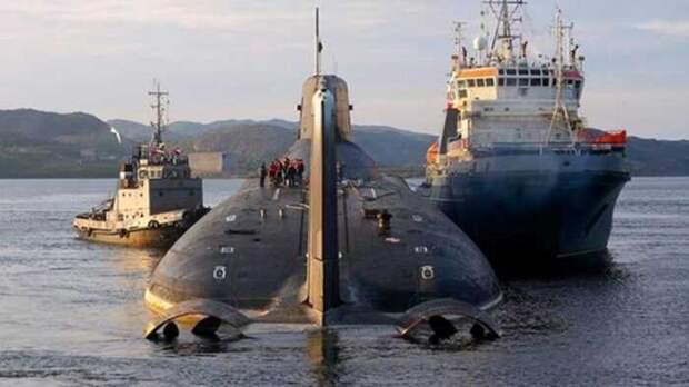 В Азовском море украинские эксперты обнаружили 8 российских подлодок