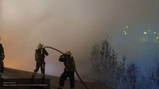 Пожар в столичном женском СИЗО начался в помещении пекарни