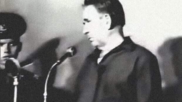В 1981 г. в Луцке бандеровцев приговорили к смертной казни. Они убивали детей