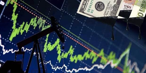 Цены на нефть упали на 6%