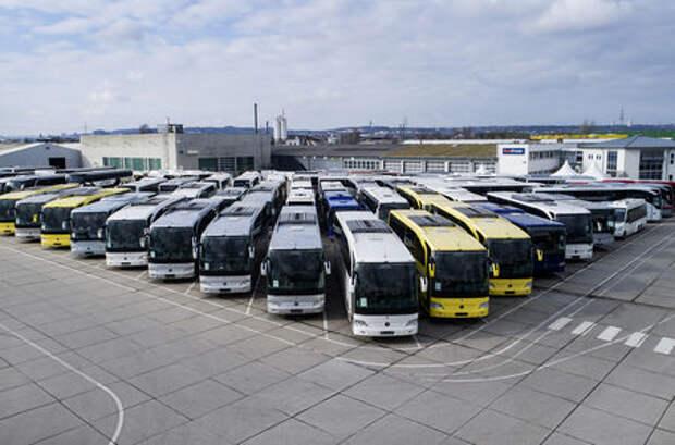 Инициатива ГИБДД: подушки безопасности в автобусе. В России уже с 2020 года!