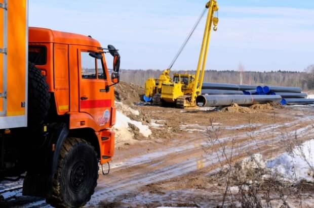 В Северном Медведкове обновят около 2 километров газопроводных сетей
