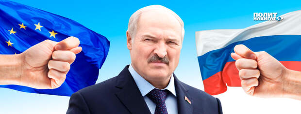 Президент Белоруссии Александр Лукашенко берёт пример со своего украинского коллеги Владимира Зеленского и безуспешно...