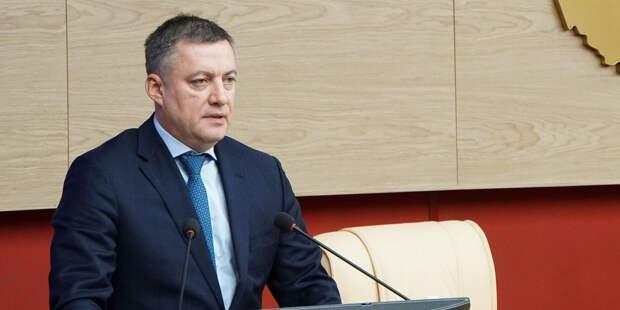 Кобзев не видит связи своей победы и приезда Чемезова в регион