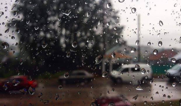 Жителей Башкирии ожидает дождливая погода в ближайшие дни