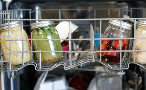 Готовим овощи в посудомойке: способ простой, но требует много воды