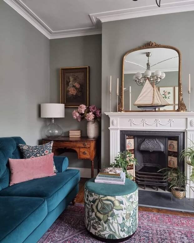 Дом E l l e (elle_the_home_bird) на северо-востоке Англии