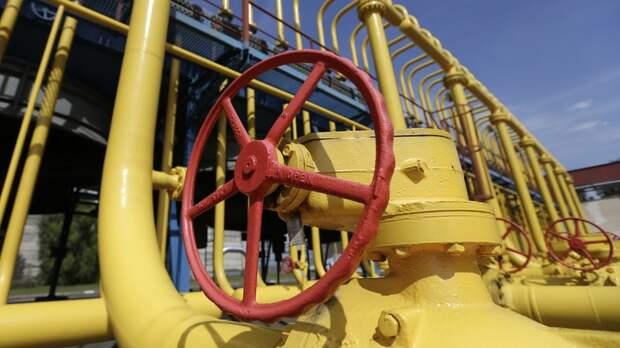 Цена газа в Европе опустилась ниже $1000