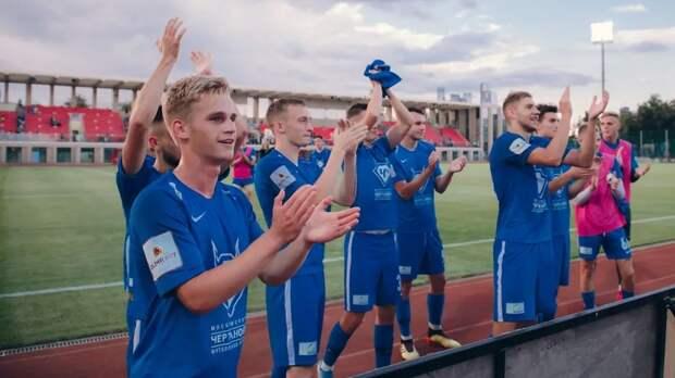 «Чертаново» прервало серию из 6 поражений подряд в ФНЛ, обыграв «Томь»