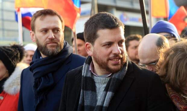 Волков «отжал» ФБК* у Навального — политолог Матвейчев
