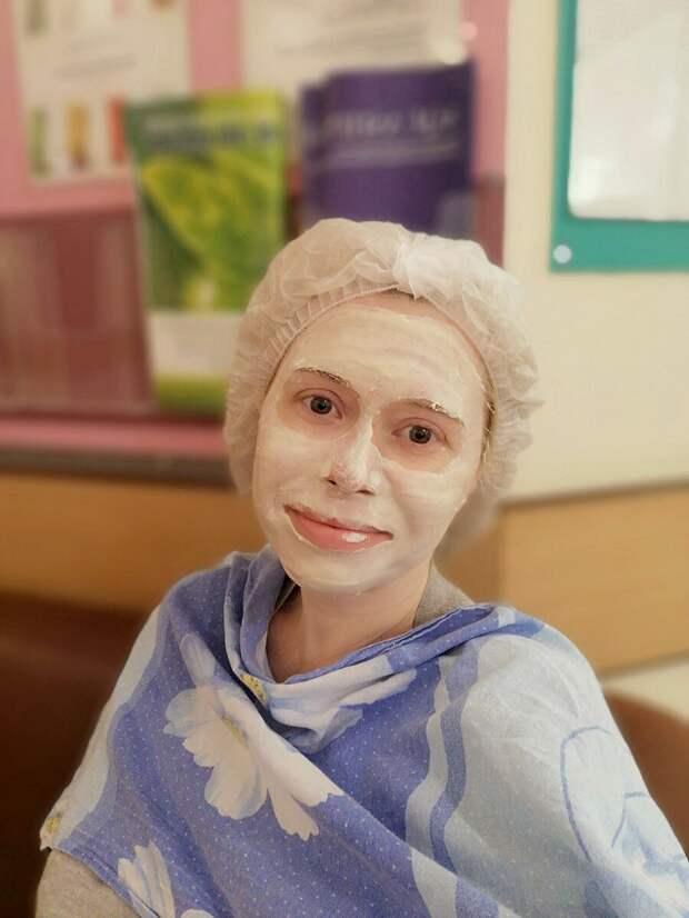 Сделала чистку лица. Зачем эта подростковая процедура в 42 года?