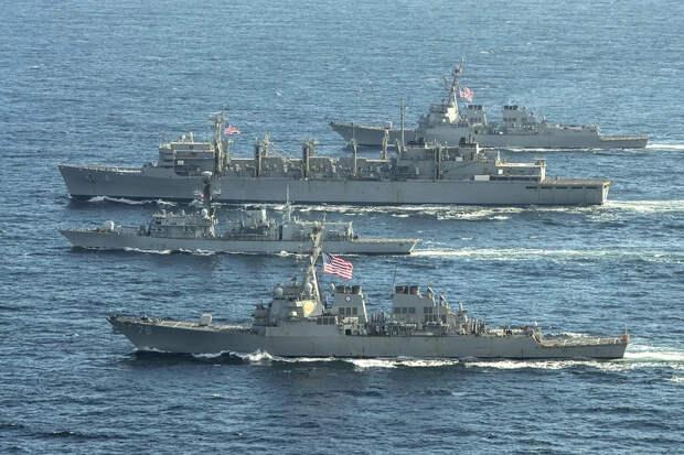 """Вашингтон готовится к """"северной войне"""" с Москвой"""