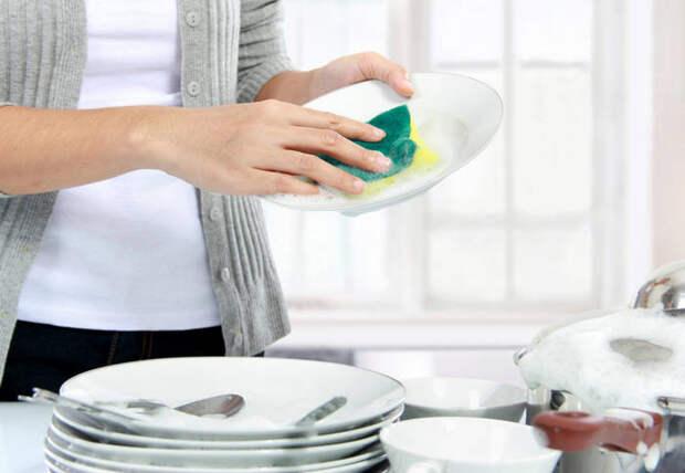 Как сделать безопасные средства для мытья посуды своими руками