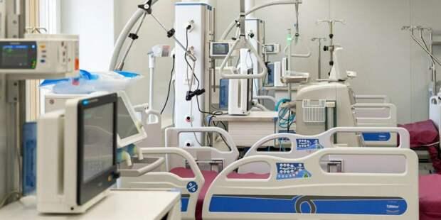 НИИ Склифосовского начал прием пациентов с подозрением на коронавирус/mos.ru