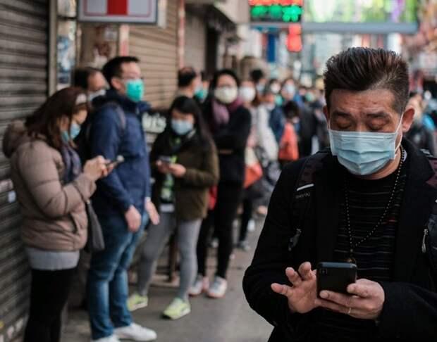 ВОЗ объявила режим международной чрезвычайной ситуации из-за коронавируса