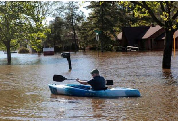 Предсказаны катастрофические изменения берегов к концу столетия