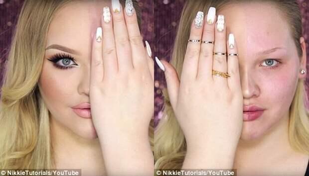 Картинки по запросу The Power of Makeup !