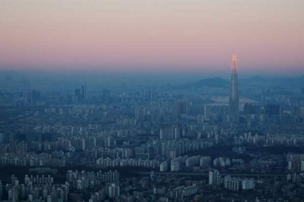 Внутри одного из самых новых мега-небоскребов мира