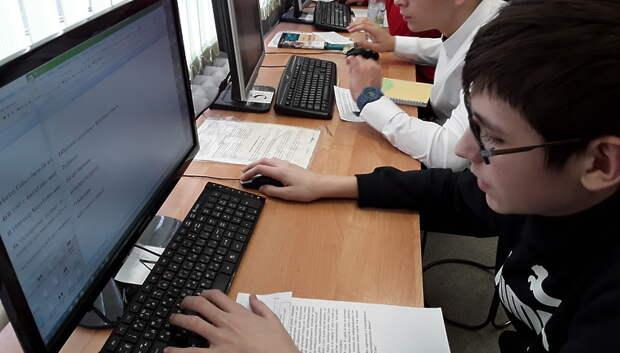 Школьники Подольска продолжат обучение с 30 марта дистанционно